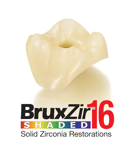 BruxZir® 16 Implant Crown