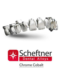 Scheftner Chrome Cobalt Bar