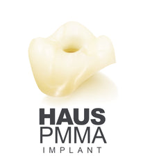 Haus PMMA Implant Crown