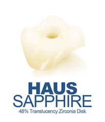 Haus Sapphire Implant Crown