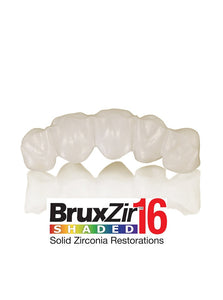 BruxZir® 16 Cut-Back/Layered Crown