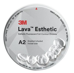3M™ Lava™  Esthetic Multi-Layered Crown