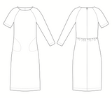 The Gathered Dress - Technical Drawing_preview.png
