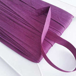 Twill tape 12mm purple - € 0,7 / m
