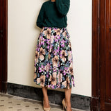 Pleated skirt workshop - Tuesday afternoon 12, 19 & 26 October - 95 euros
