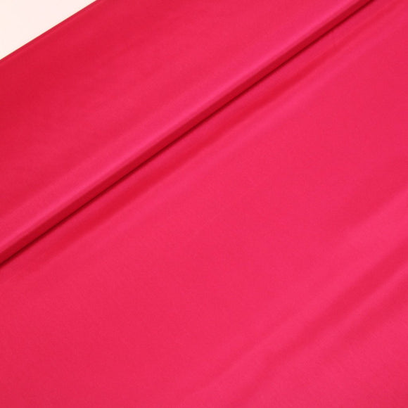 Fuchsia stretch voering - €10,6/m