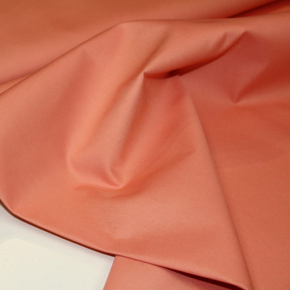 Fiber Mood - salmon pink cotton - € 18,9 / m