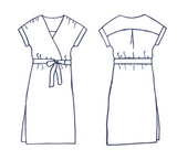 Atelier Jupe - Solange dress pattern