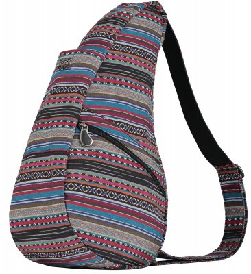 Ameribag Healthy Back Bag Woven Print: Small - #19253