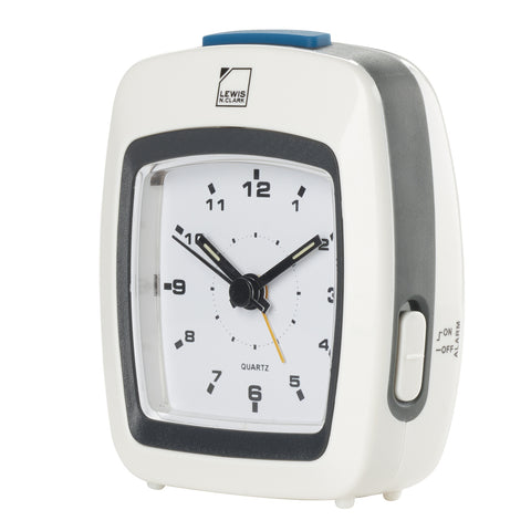 Analog Travel Alarm Clock - #2062