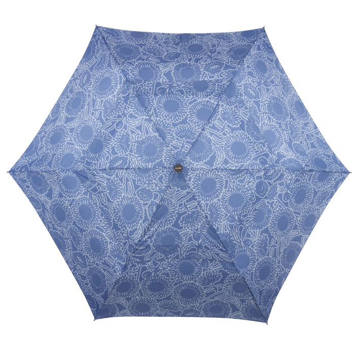 Windjammer® Vented Auto Open Auto Close Fashion Print Compact Wind Umbrella