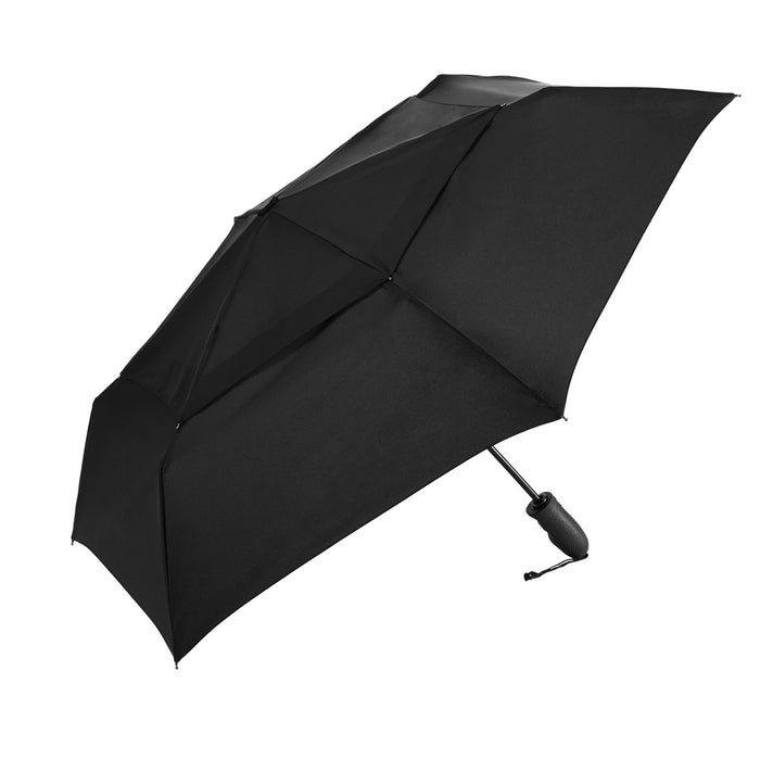 Shedrain Windjammer® Vented Auto Open & Close Compact Wind Umbrella
