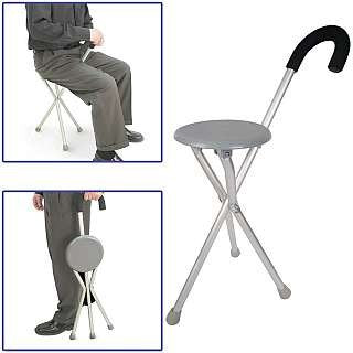 Travelon Portable Seat Cane - #19605