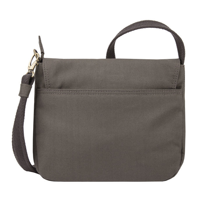 Travelon Anti-Theft Courier Saddle Crossbody