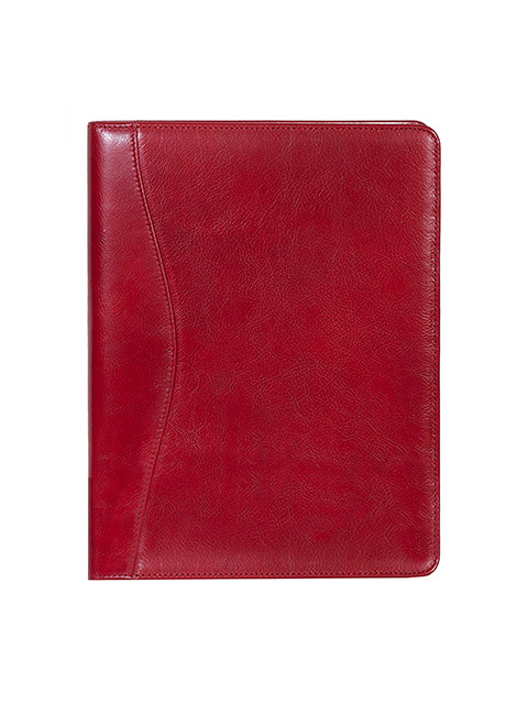Italian Leather Letter Size Pad