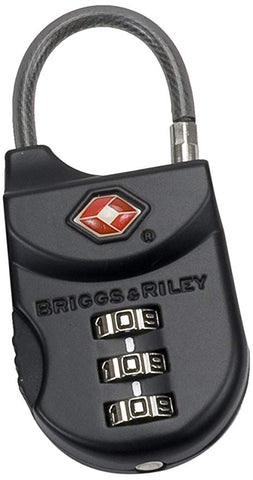 Briggs & Riley #W14 TSA Cable Luggage Lock