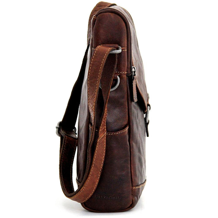 Voyager Crossbody Messenger & Wine Bag