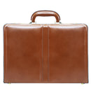 McKlein Leather Attaché Briefcase - Harper Expandable 4.5""
