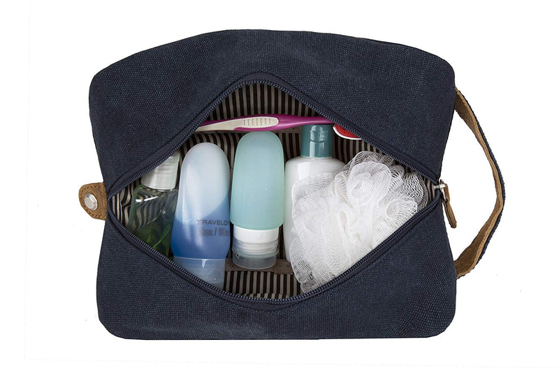 Travelon Heritage Topzip Toiletry Kit