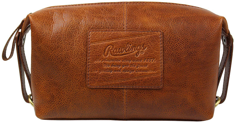 Rawlings Rugged Toiletry Kit - Leather