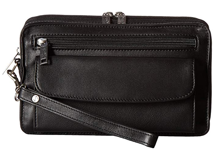 Scully Man Bag with Wrist Strap 36-11-24