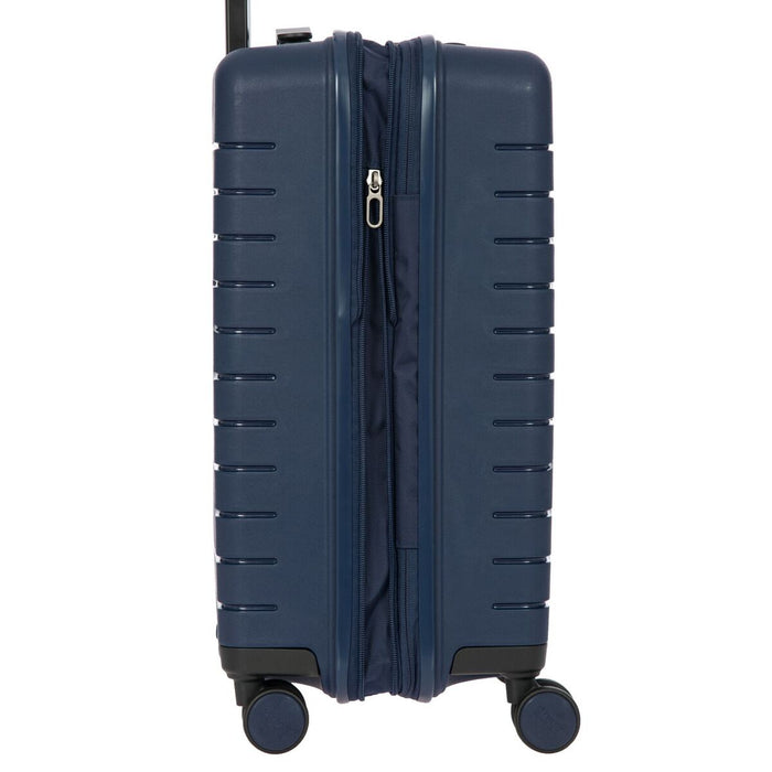 "Bric's B Y Ulisse Expandable Spinner - 21"" Ocean Blue"
