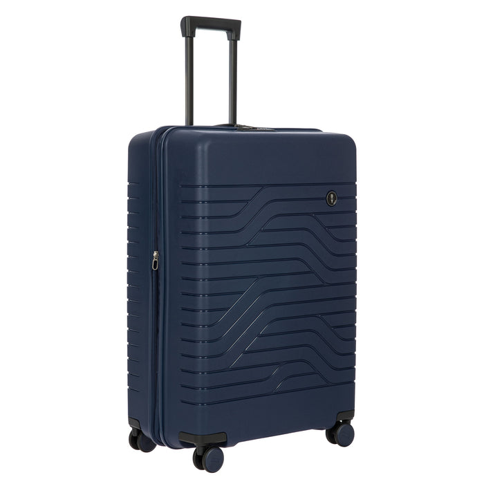 "Bric's B Y Ulisse Expandable Spinner - 30"" Ocean Blue"