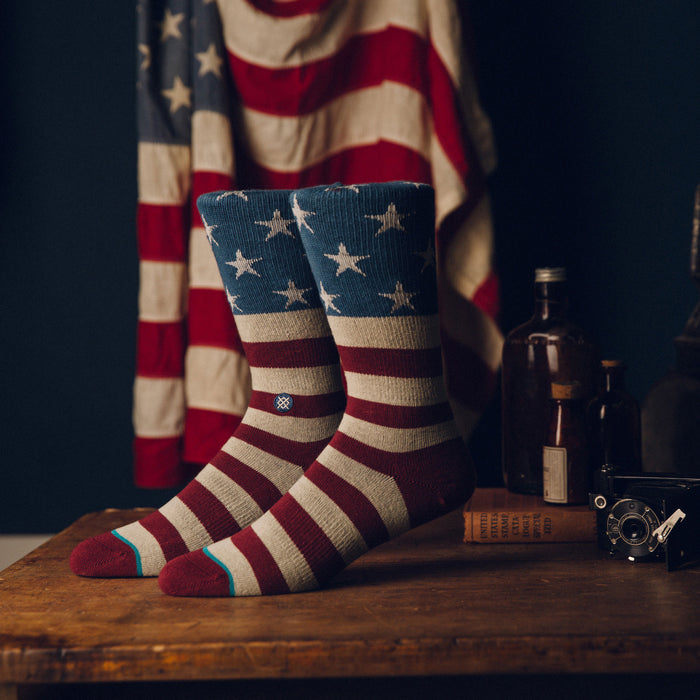 Men's Stance Socks - The Fourth