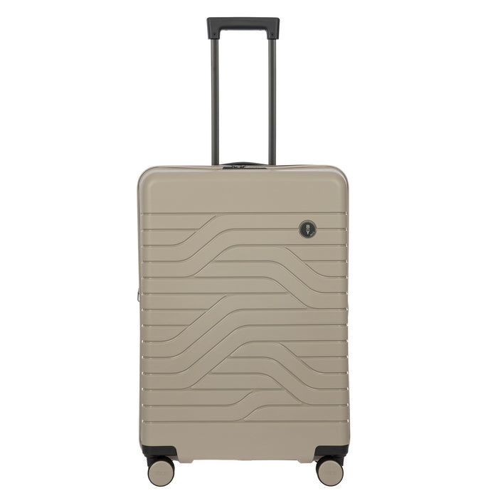 "Bric's B Y Ulisse Expandable Spinner - 28"" Dove Grey"