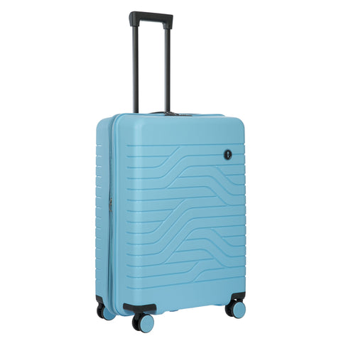 "Bric's B Y Ulisse Expandable Spinner - 28"" Sky Blue"