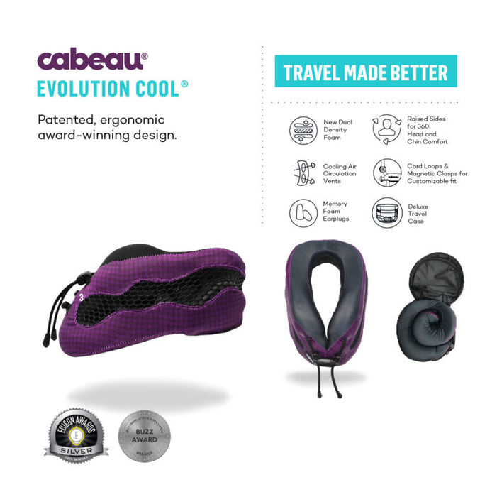 Cabeau Evolution Cool Neck Pillow