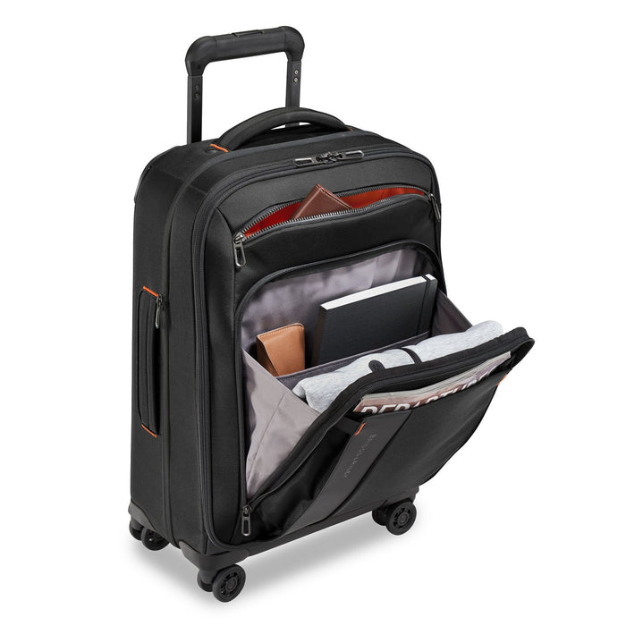 Domestic Carry On Expandable Spinner - ZXU122SPX