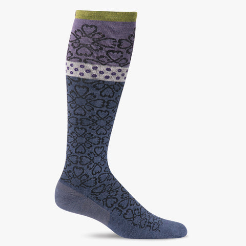 Sockwell Women's Botanical Graduated Compression Socks #SW43W