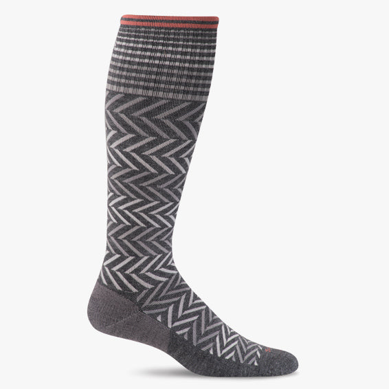 Sockwell Women's Chevron Graduated Compression Socks #SW7W