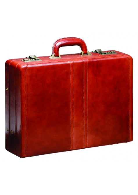 Mancini Luxurious Expandable Attaché Case