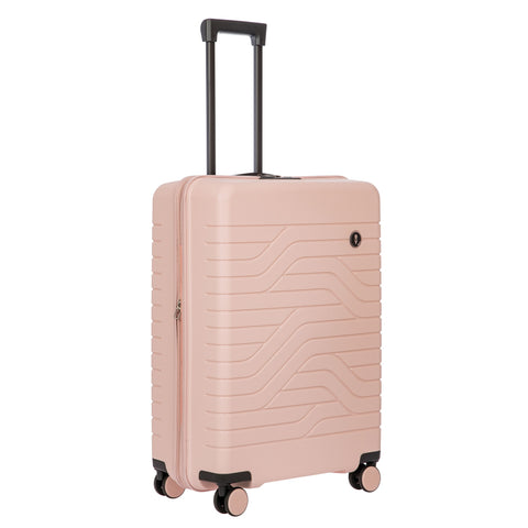 "Bric's B Y Ulisse Expandable Spinner - 28"" Pearl Pink"