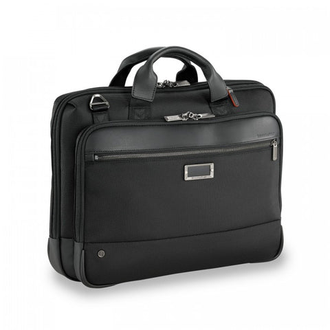Briggs & Riley #KB420 Slim Brief - @Work Collection