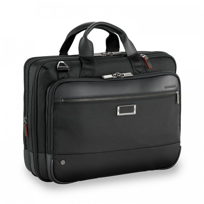 Briggs & Riley #KB425X Medium Expandable Brief - @Work Collection