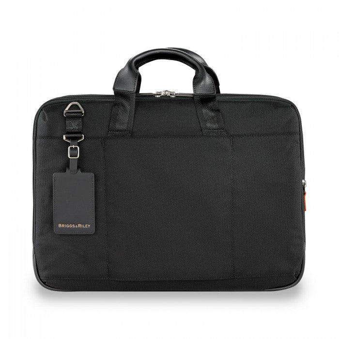 Briggs & Riley KB437X Large Expandable Brief - @Work Collection