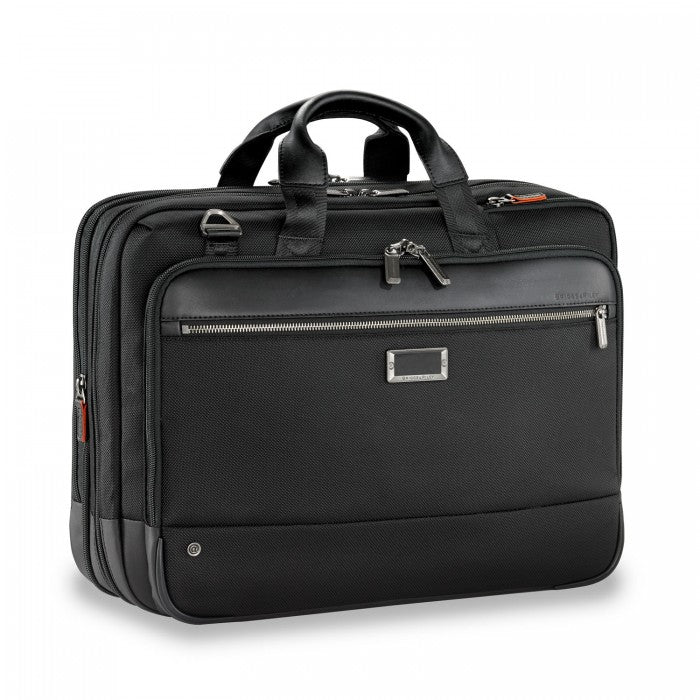 Large Expandable Brief - @Work Collection #KB437X