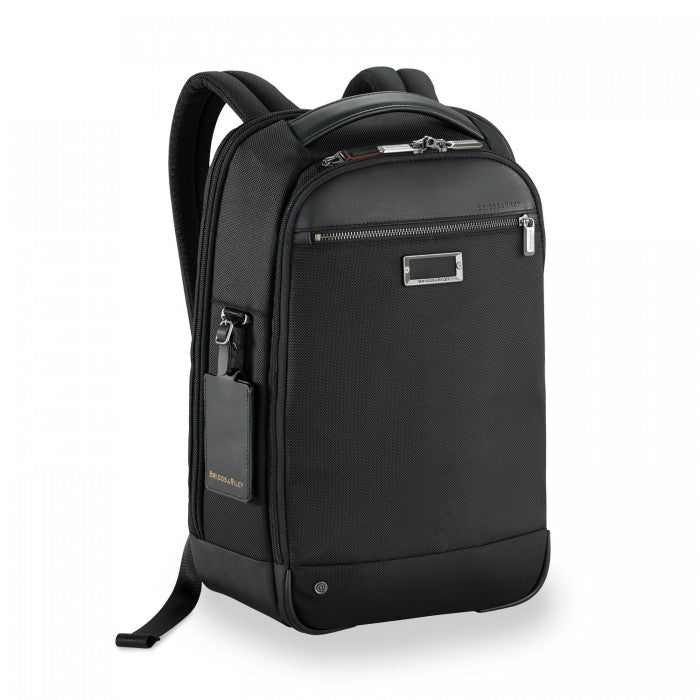 Briggs & Riley #KP420 Medium Slim Backpack - @Work Collection