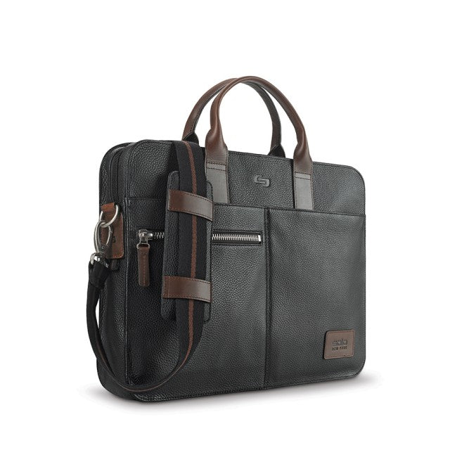 Solo Roadster Leather Slim Brief #LEA100