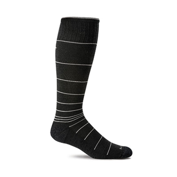 Sockwell Men's Striped Circulator Graduated Compression Socks #SW1M
