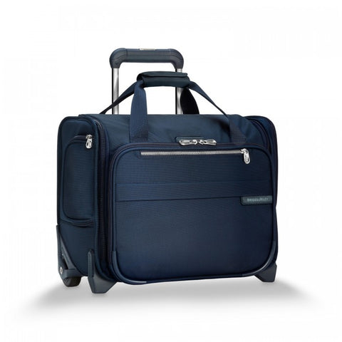 Briggs & Riley #U116 Rolling Cabin Bag - Baseline Navy Collection