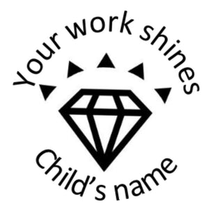 Diamond Parent Stamp