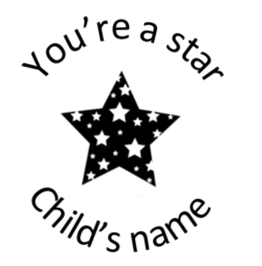 Star Parent Stamp