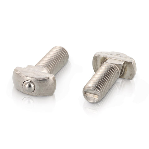 Hammer Head Bolts w Ball M8x22