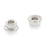Hex Flange Nuts w Serration M12