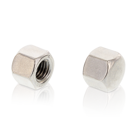 Hex Cap Nuts M14 (fine thread)