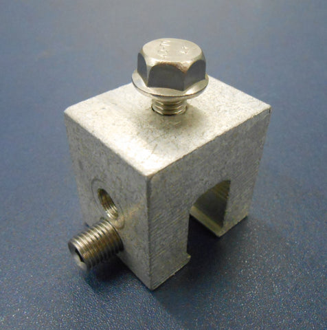 Aluminum Seam Clamp - Double Hole